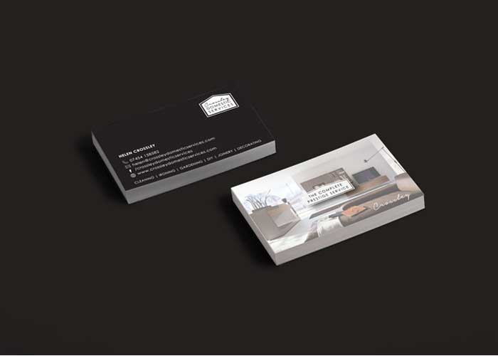 CDS Business Card Design and Print