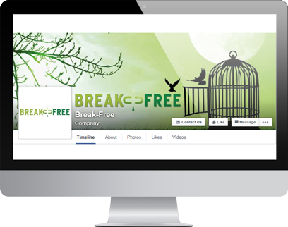 Hydra Marketing for Facebook Services - Break Free
