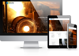 Picture of Express Alloys Website
