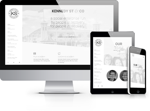 Kennedy Street & Co CiC, Brighton, Recovery, Film, Drybar, Website, Facebook, Kevin Kennedy, Clare Kennedy