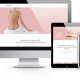 Health and Beauty website design by Hydra Marketing, Guiseley, Halifax, Otley