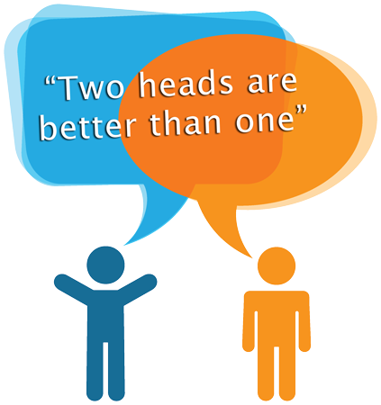 two heads are better than one Innovation, high performance and diversity select above image to purchase which two heads are better than one today with australian institute of company directors.